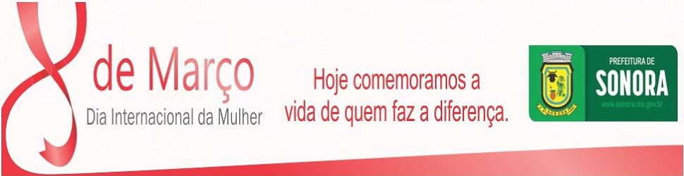 SONORA 08 DE MARCO