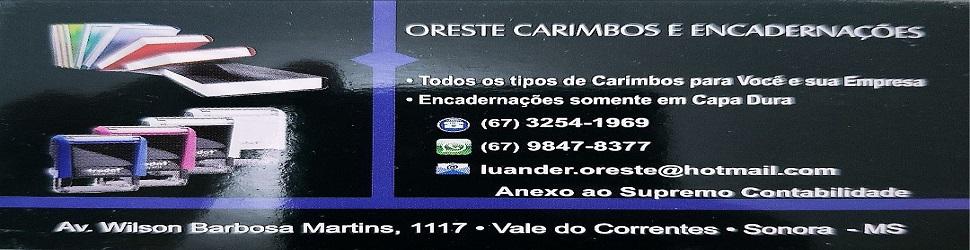 LUANDER CARIMBO 970 X 250