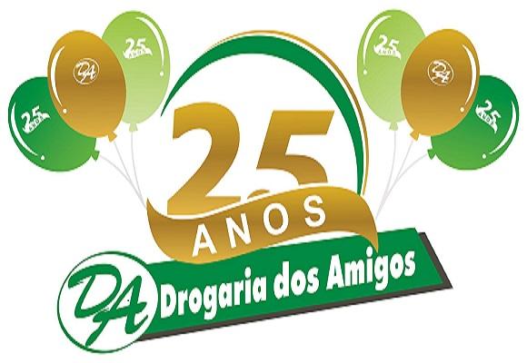 DROGARIA DOS AMIGOS 580 X 400 ANOS
