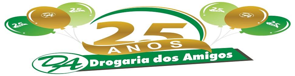 DROGARIA DOS AMIGOS 970 X 250 25 ANOS