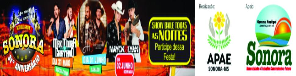31º ANIVERSARIO DE SONORA