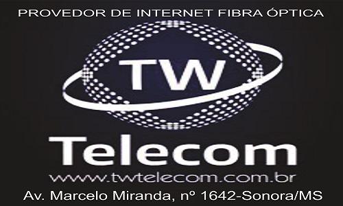 TW TELECOM TRANSFORMANDO SONHOS EM REALIDADE