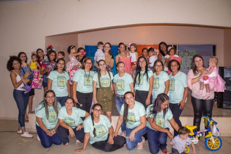 SONORA-MS  Projeto Eureka Descobrindo Brincando e Aprendendo, teve encerramento com confraternização entre escola e família