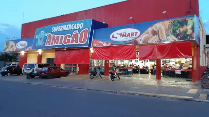 Confira as ofertas do tabloide do mês de Natal do Amigão Supermercado em Sonora MS