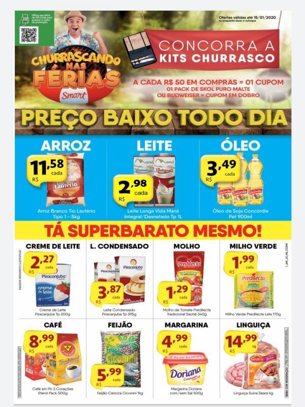 SONORA-MS| Confira as ofertas de tabloide do Supermercado Amigão em Sonora