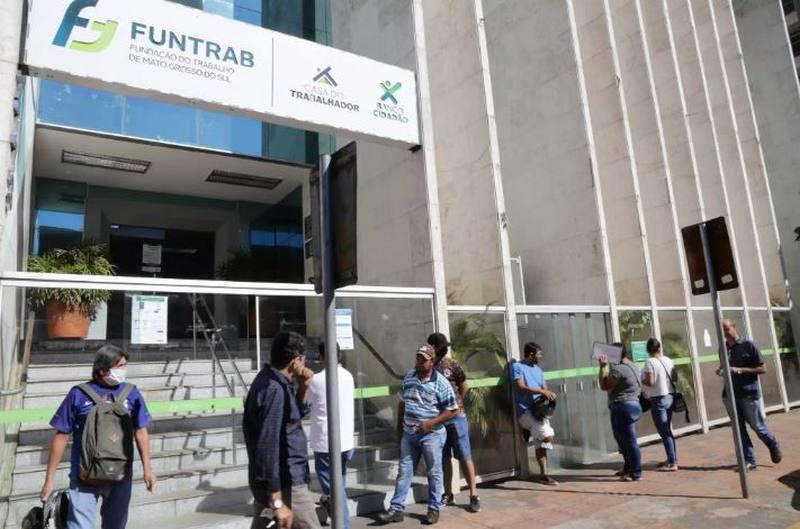 A partir de julho, Funtrab começa a atender ao trabalhador em dois diferentes turnos