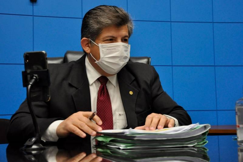 Deputado Lídio Lopes solicita prorrogação da suspensão do corte de energia e água em MS
