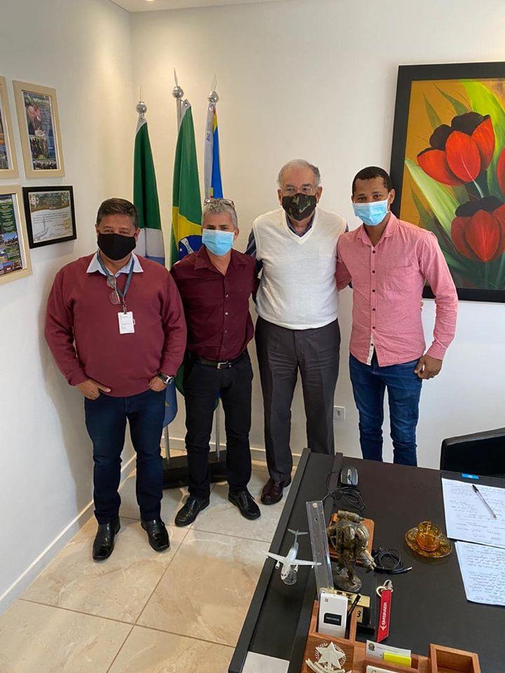 SONORA-MS| Pefeito Enelto em parceria com o deputado Federal Luiz Ovando e o vereador Eliel Rufino garantem R$ 460 mil, quase meio milhão para investir na saúde