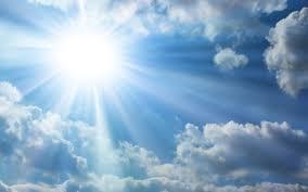 Domingo será ensolarado com temperaturas elevadas