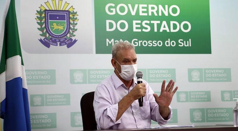 PANDEMIA| Secretário de Saúde, Geraldo Resende alerta população sul-mato-grossense