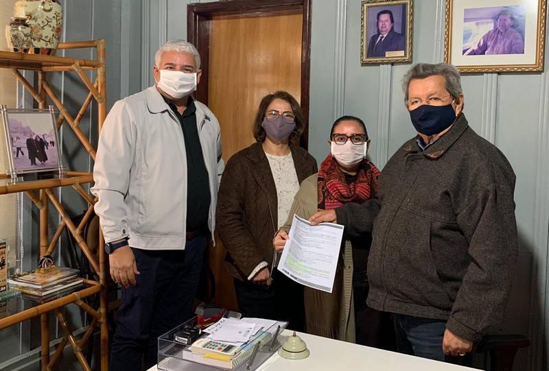 """Escola Estadual """"Presidente Médici"""" recebe emenda do deputado Onevan para ar condicionado"""