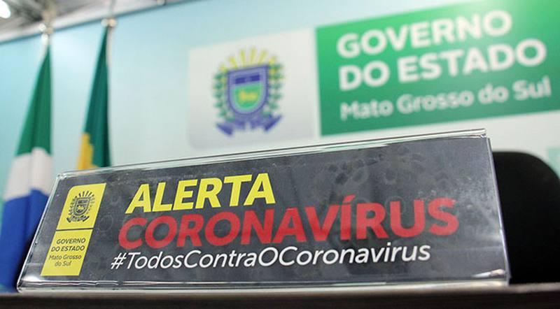 PANDEMIA| Mato Grosso do Sul tem 122 mortes por coronavírus e 10.253 confirmados
