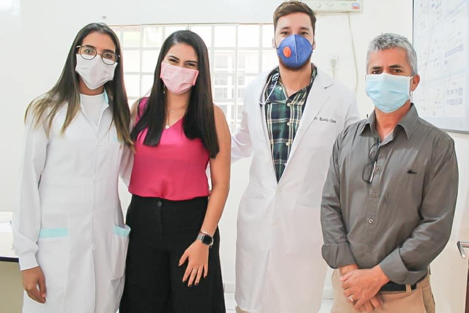 SONORA-MS| Demonstrando a continuidade dos avanços da saúde, prefeitura contrata mais um médico para melhorar ainda mais o atendimento a população