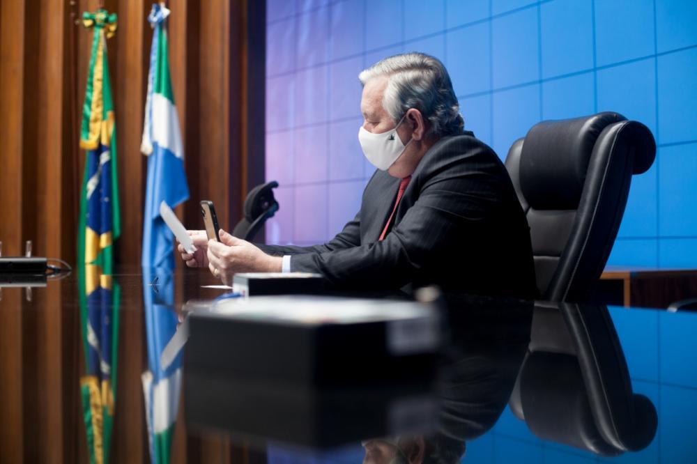 Deputado Antonio Vaz solicita kit Covid para tratamento de pacientes no MS