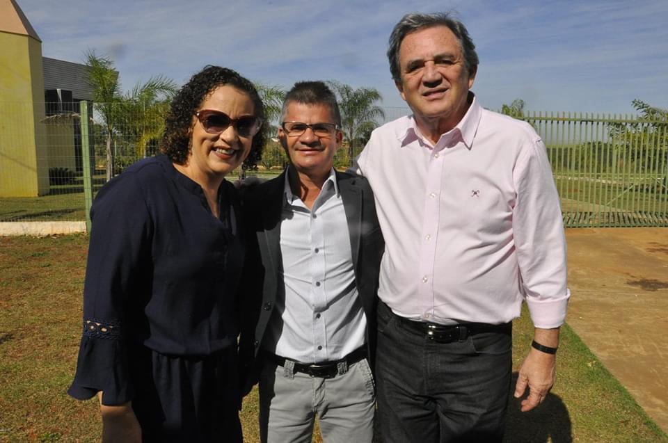 SONORA-MS  Prefeito Enelto anuncia que mais uma obra importante entorno de R$ 1 milhão começa a sair do papel