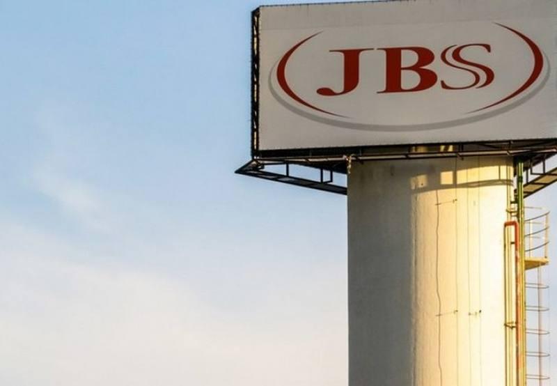 JBS inaugura obra de fábrica em Mafra - SC