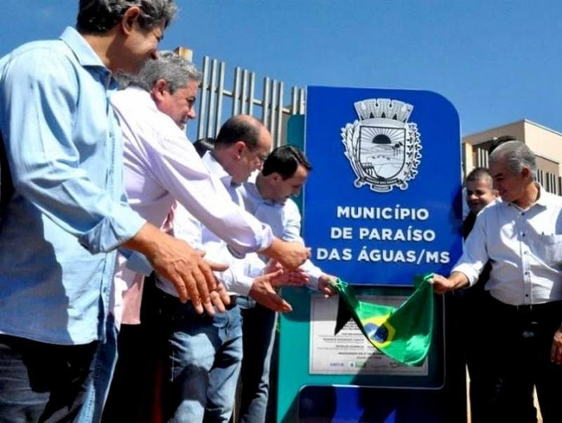 Rodovia MS-223| Trecho que liga Paraíso das Águas a Costa Rica será pavimentado