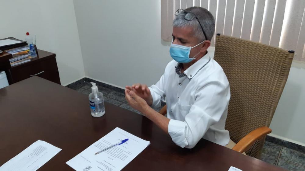 SONORA-MS  Prefeitura vai preparar sala para instalar mais 4 leitos para atender pacientes de Covid-19