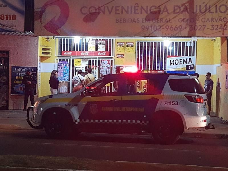 CAMPO GRANDE-MS  Campo-grandense ignora toque de recolher e chovem denúncias de aglomerações