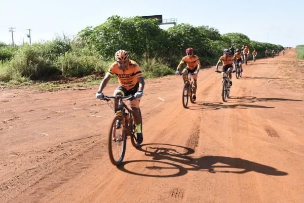 SONORA| 1º Passeio Ciclístico Amigos da Região Norte teve mais de 250 participantes em Sonora