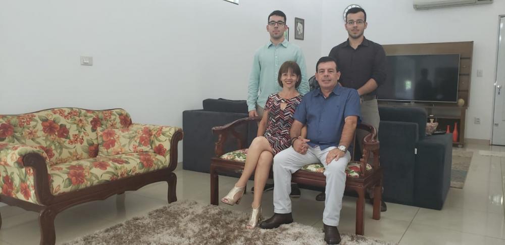 AQUIDAUANA-MS| Em nota Joaquim Passos afirma que com sua pré-candidatura a prefeito cada vez mais forte, descarta ser vice em outra chapa