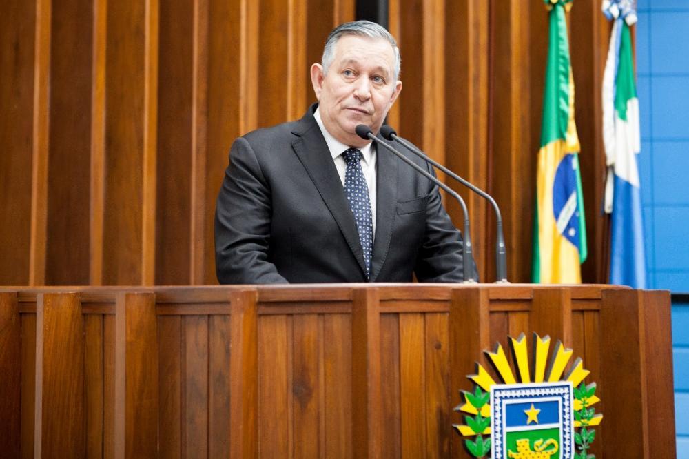 ASSEMBLEIA-MS  Antônio Vaz chama atenção para cuidados básicos e prevenção com o coronavírus e outras epidemias