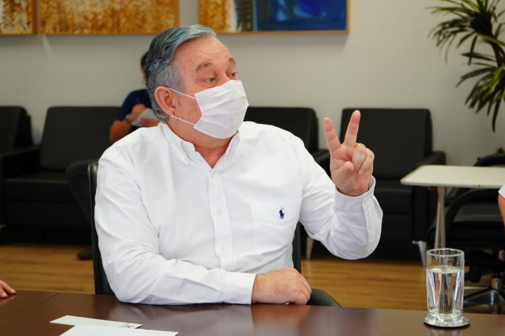 Antonio Vaz será porta-voz na transparência de informações do COVID-19 em MS