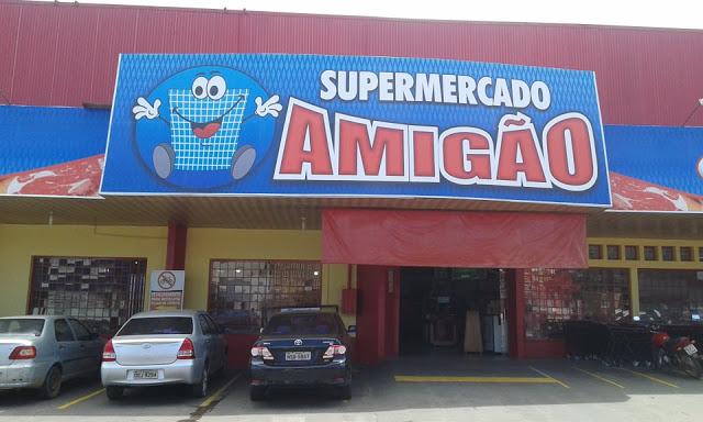 PROMOÇÃO AMIGÃO SUPERMERCADO