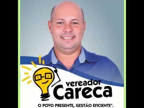 CARECA DE COXIM/MS E VEREADOR PRESENTE NO MEIO DO POVO