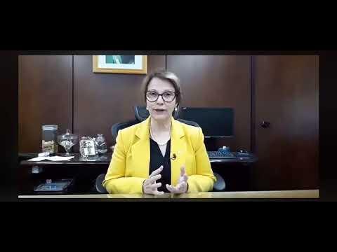 TEREZA CRISTINA ANUNCIA NOVO MERCADO PARA CARNE DO BRASIL