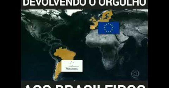 VÍDEO MOSTRA AVANÇOS DO BRASIL