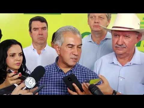 SONORA-MS| TRABALHO: PREFEITO ENELTO BUSCANDO JUNTO AO GOVERNO MAIS AVANÇOS
